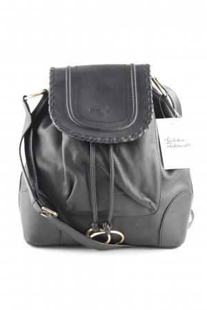 "See by Chloé Buideltas ""  Polly Bucket Bag Leather Black """