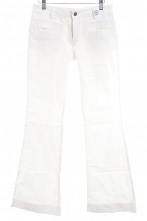 See by Chloé Boot Cut Jeans wollweiß Casual-Look