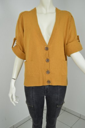SEE BY CHLOÉ Cardigan in Ocker