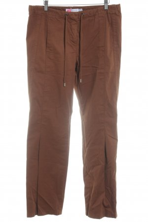 See by Chloé Pantalone cargo cognac stile casual