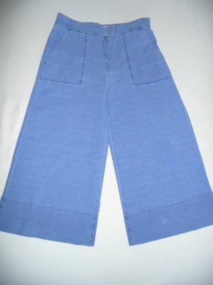 See by Chloe Chloé trendy Jeans Hose Culotte blau Gr 36