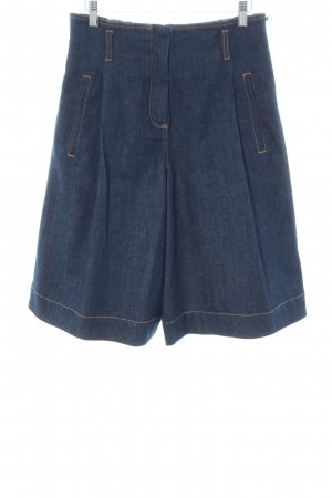 See by Chloé Culottes blau Casual-Look