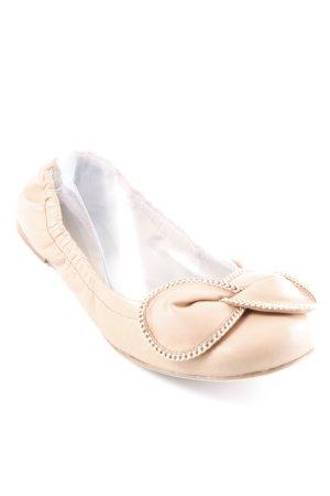 See by Chloé faltbare Ballerinas nude Casual-Look