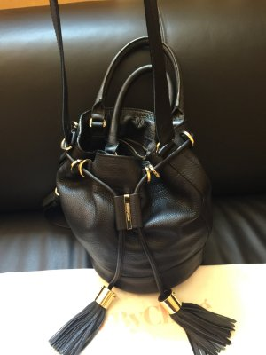 See by Chloe Handtasche Schwarz Leder Shoulder Bag