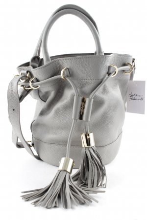 "See by Chloé Carry Bag ""Vicki Bucket Bag Cashmere Gray"" grey"