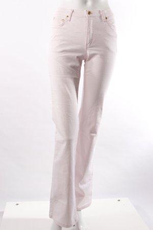 See by Chloé High Waist-Jeans hellrosa