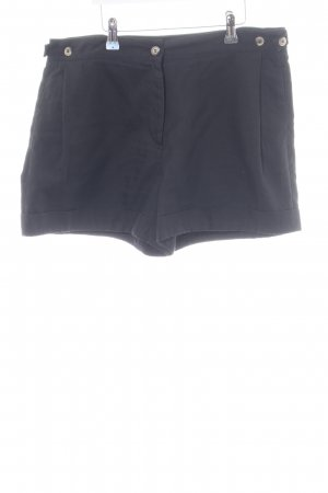 See by Chloé High-Waist-Shorts schwarz Casual-Look