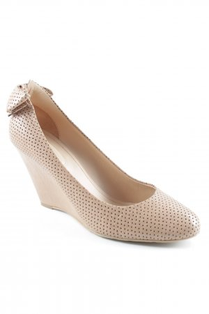 See by Chloé Keil-Pumps nude Casual-Look