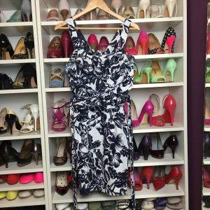 See by Chloé Kleid 36 38 S M Blau Weiß Sommerkleid