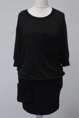 SEE BY CHLOÉ Kleid Gr. 38 schwarz