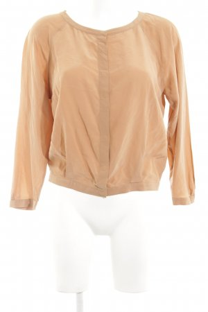 See by Chloé Langarm-Bluse nude Business-Look