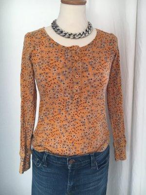 See by Chloé Langarm-Shirt Blumenmuster Hippie Boho