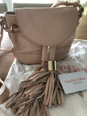 See by CHLOE Mini Vicky Bag Nude