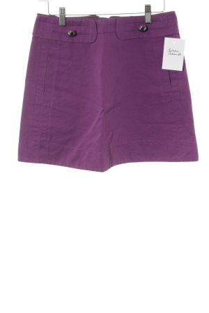 See by Chloé Minirock violett minimalistischer Stil