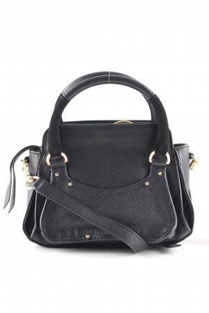 "See by Chloé Minitasche ""Miya Crossbody Bag Leather Black"""