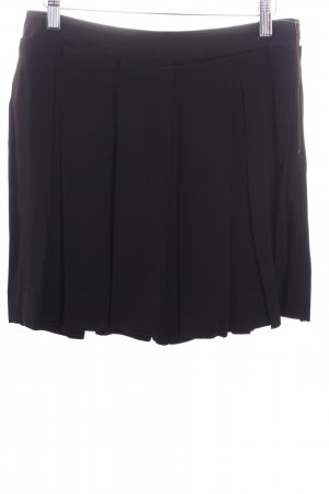 See by Chloé Pleated Skirt black casual look