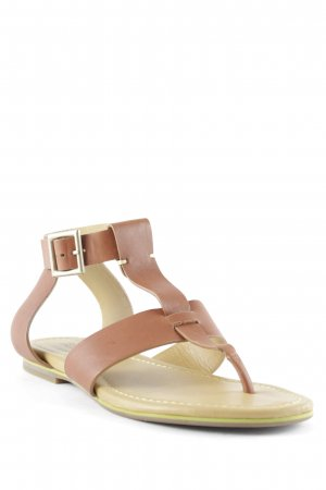 See by Chloé Romeinse sandalen bruin casual uitstraling