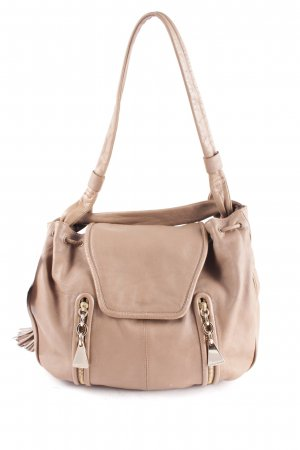 See by Chloé Borsa a tracolla beige Pelle