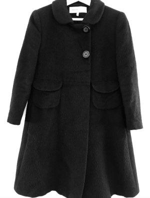 See by Chloé Abrigo de lana negro