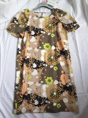 See by Chloe Seidenkleid neuwertig florales Muster