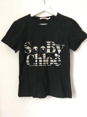 See by Chloe Shirt schwarz S