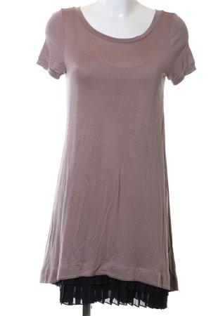 See by Chloé Shirtkleid bronzefarben-schwarz Casual-Look