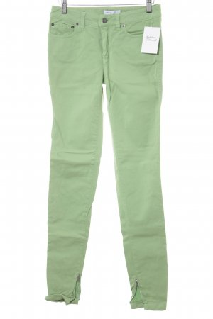 See by Chloé Skinny Jeans hellgrün Casual-Look
