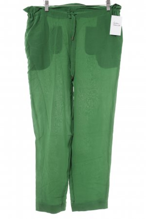 See by Chloé Pantalone jersey verde stile casual