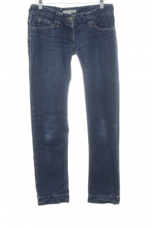 See by Chloé Straight-Leg Jeans dunkelblau Casual-Look