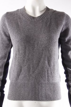See by Chloé Strickpullover zweifarbig