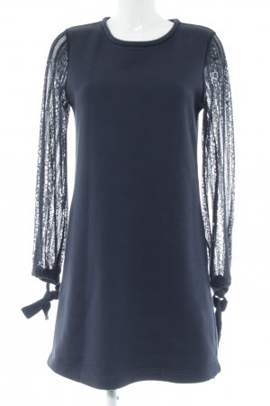 See by Chloé Sweat Dress blue casual look