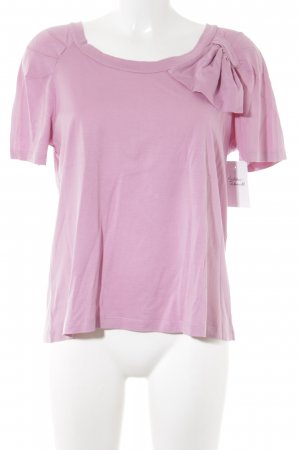 See by Chloé T-Shirt rosa Casual-Look