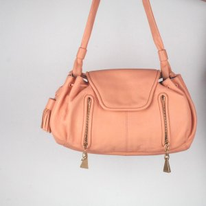 See by Chloé Borsa a tracolla color carne Pelle