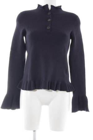 See by Chloé Jersey marinero azul oscuro look casual