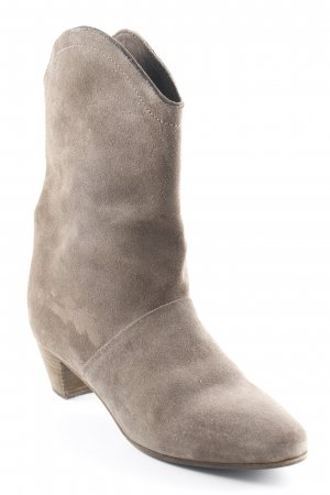 See by Chloé Western-Stiefeletten ocker Country-Look