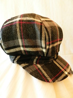 Seeberger Baker's Boy Cap multicolored