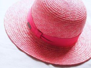 Seeberger SOMMERHUT in Premium-Qualität, pink, Einheitsgröße