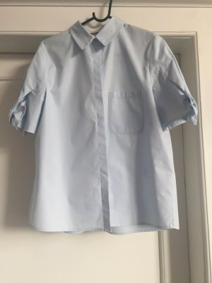 SeebyChloe -Bluse in hellblau