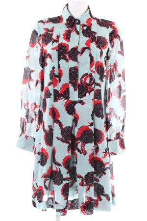 SeeByChloé Blusenkleid Blumenmuster Business-Look