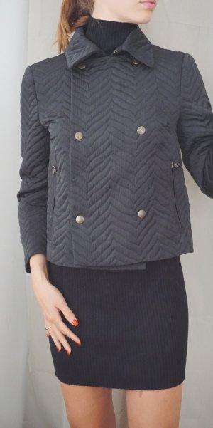 SeeByChloé Luxus Designer Übergangsjacke Premium schwarz Daunen Herbst XS 34 NEU
