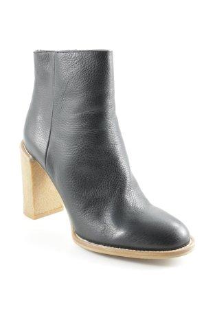 SeeByChloé Reißverschluss-Stiefeletten schwarz Casual-Look