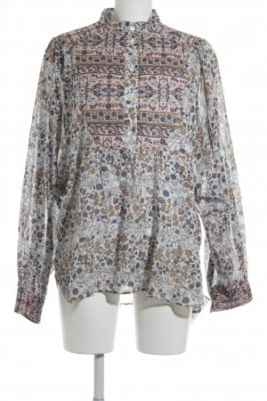SeeByChloé Tunic Blouse flower pattern casual look