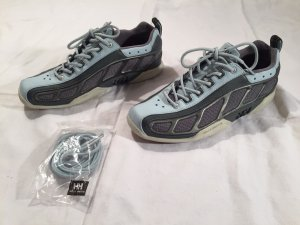 Helly hansen Lace-Up Sneaker baby blue-grey