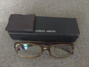 Sehbrillengestell von Armani