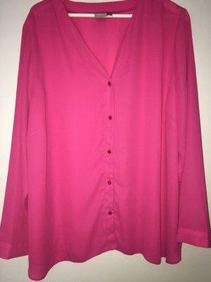 Asos Zakelijk overhemd neonroos