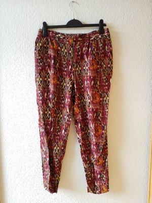 Zara Harem Pants multicolored