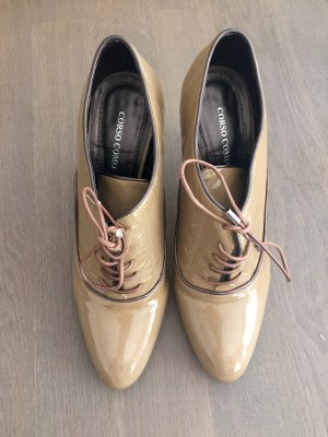 Sehr chic Stiefeletten Gr. 39, made in Italy