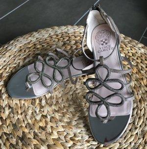 Sehr chice Silber Sandalen