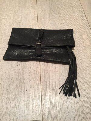 Twist & Tango Borsa clutch nero Pelle