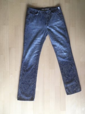 Sehr coole Jeans Glitzer Glamour Used Look Vintage
